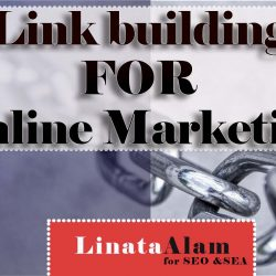 Link Building as an Important Component of Online Marketing